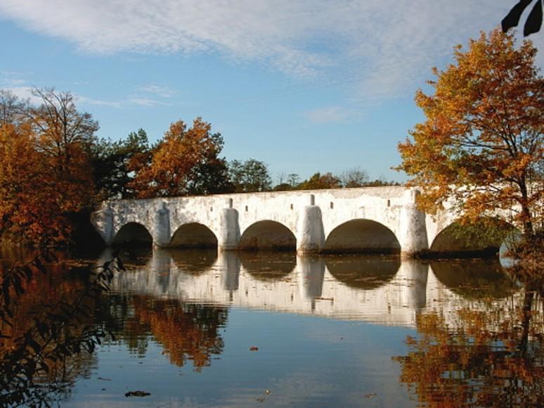 Starý most u Staré Hlíny